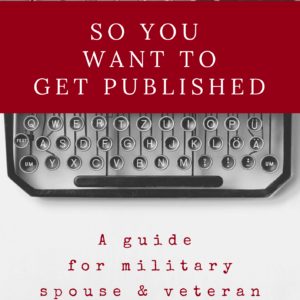 So You Want to Get Published